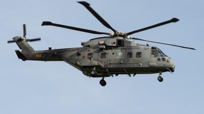 MM81493 - Agusta-Westland EH-101-410UTY Merlin - Italy - Navy