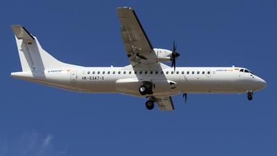 HK-5347-X - ATR 72-212A(600) - EasyFly