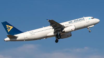 P4-VAS - Airbus A320-232 - Air Astana