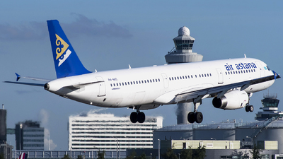 A picture of P4NAS - Airbus A321131 - [1042] - © Mischa Oordijk
