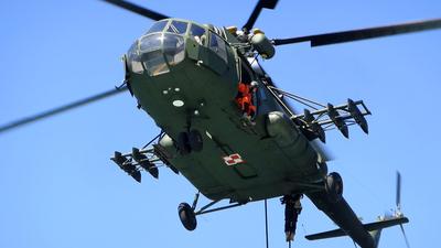 6112 - Mil Mi-17-1V Hip - Poland - Army