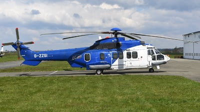 G-ZZSI - Eurocopter EC 225LP Super Puma II+ - Untitled