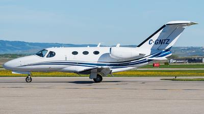 C-GNTZ - Cessna 510 Citation Mustang - Private