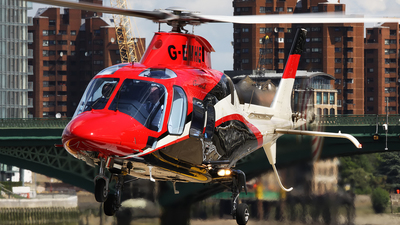 G-EMHE - Agusta A109S Grand - East Midlands Helicopters