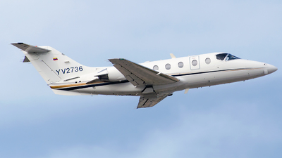 A picture of YV2736 - Hawker Beechcraft 400XP - [RK299] - © Nito