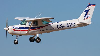 CS-AVC - Cessna 152 - Grupo 7 Air