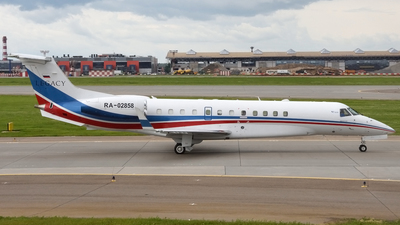 RA-02858 - Embraer ERJ-135BJ Legacy 600 - Jet Air