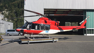 OE-XJO - Agusta-Bell AB-412EP - Heli Austria