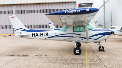 HA-BDL - Cessna 152 - Private