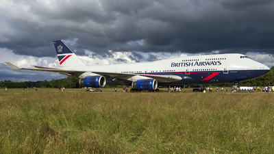 A picture of GBNLY - Boeing 747436 - [27090] - © Dan Smith