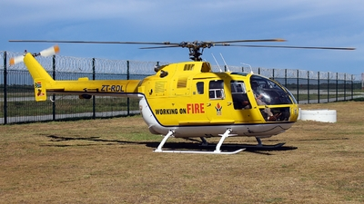 ZT-RDL - MBB Bo105DBS-4 - South Africa - Department of Agriculture