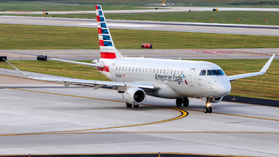 N256NN - Embraer 170-200LR - American Eagle (Envoy Air)
