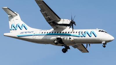 XA-TLN - ATR 42-500 - Aeromar