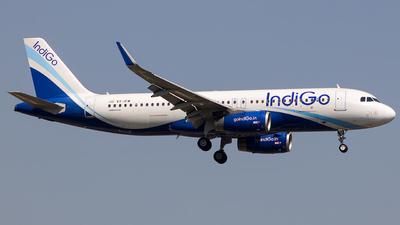 A picture of VTIFM - Airbus A320232 - IndiGo - © Aashay Bapaye
