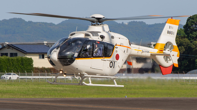 8801 - Eurocopter EC 135T2+ - Japan - Maritime Self Defence Force (JMSDF)