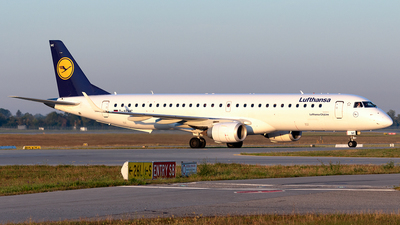 D-AEMC - Embraer 190-200LR - Lufthansa CityLine