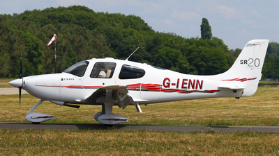 G-IENN - Cirrus SR20-G3 - Private