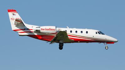 YU-RDA - Cessna 560XL Citation XLS - Air Swisslion