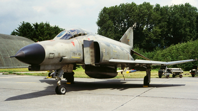 37-67 - McDonnell Douglas F-4F Phantom II - Germany - Air Force