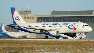 A picture of VPBMW - Airbus A320214 - Ural Airlines - © Timofey Panteleev