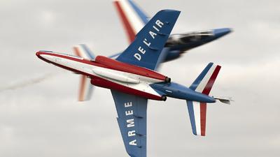 E35 - Dassault-Breguet-Dornier Alpha Jet E - France - Air Force