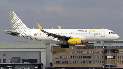 EC-MXP - Airbus A320-232 - Vueling