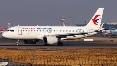 B-306D - Airbus A320-251N - China Eastern Airlines