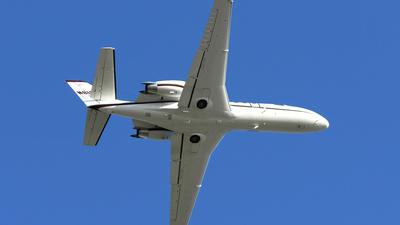 N818QS - Cessna 560 Citation V - NetJets Aviation