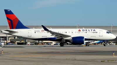 A picture of N132DU - Airbus A220100 - Delta Air Lines - © Jason Whitebird
