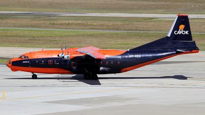 A picture of URCEZ - Antonov An12B - Cavok Air - © Stefan P