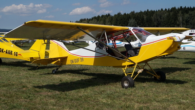 OK-SUF39 - Rans S-7 Courier - Private