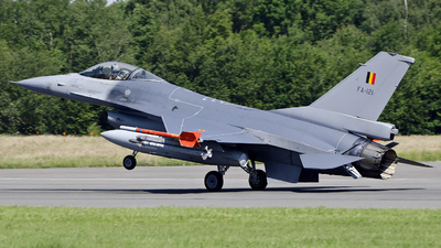 FA-121 - General Dynamics F-16AM Fighting Falcon - Belgium - Air Force