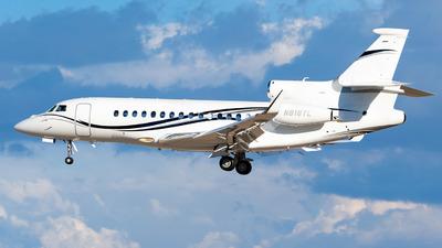 N818TL - Dassault Falcon 7X - Private
