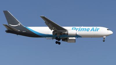 N1439A - Boeing 767-33A(ER)(BDSF) - Amazon Prime Air (Air Transport International)