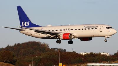 A picture of LNRRU - Boeing 737883 - SAS - © R.Rimestad