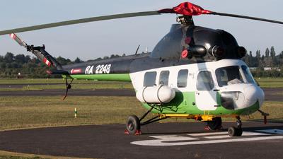 RA-2248 - PZL-Swidnik Mi-2 Hoplite - Private