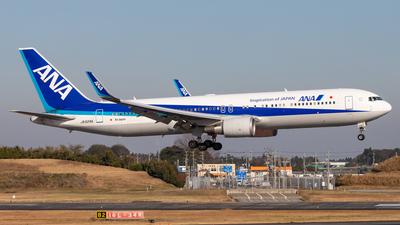JA624A - Boeing 767-381(ER) - All Nippon Airways (ANA)