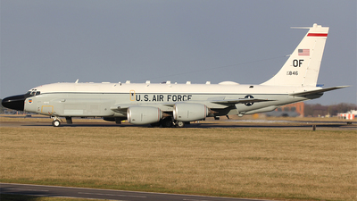 64-14846 - Boeing RC-135V Rivet Joint - United States - US Air Force (USAF)