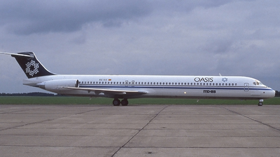 EC-163 - McDonnell Douglas MD-83 - Oasis International Airlines