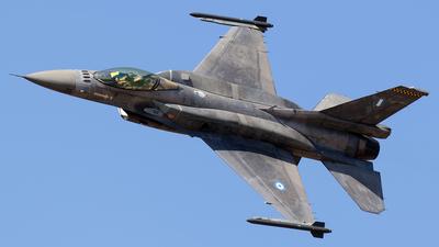520 - Lockheed Martin F-16CJ Fighting Falcon - Greece - Air Force