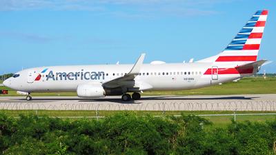 N818NN - Boeing 737-823 - American Airlines