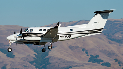 A picture of N169JD - Beech B200GT King Air 250 - [BY148] - © Jet92