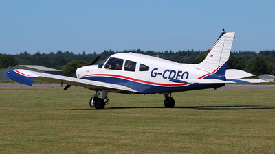 A picture of GCDEO - Piper PA28161 - [287405011] - © Brian T Richards