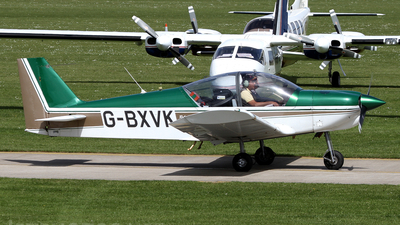 G-BXVK - Robin HR200/120B - Private