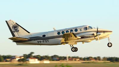 PP-FOY - Beechcraft 100 King Air - Brazil - Government of Mato Grosso do Sul