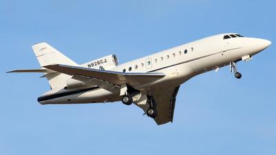 A picture of N926CJ - Dassault Falcon 900 - [026] - © Alexis Navarro