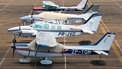ZP-TQM - Cessna 172 Skyhawk - Private