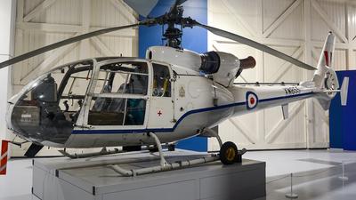 XW855 - Westland Gazelle HCC.4 - United Kingdom - Royal Air Force (RAF)