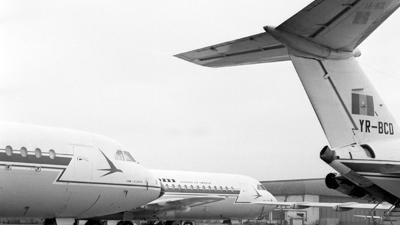 LRBS - Airport - Ramp