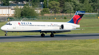 A picture of N926AT - Boeing 717231 - Delta Air Lines - © Hudson Garber